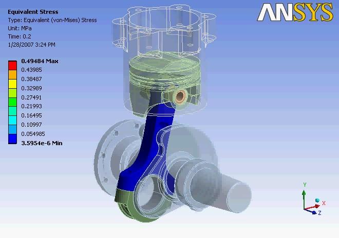 ANSYS Rigid Dynamics是ANSYS Structural(或更高级的ANSYS Mechanical或Multiphysics)产品的一个附加模块,它集成于ANSYS Workbench环境下,在ANSYS Structural所具有的柔性体动力学(瞬态动力学)分析功能的基础上,基于全新的模型处理方法和求解算法(显式积分技术),专用于模拟由运动副和弹簧连接起来的刚性组件的动力学响应。  继承了ANSYS Workbench与各CAD之间良好的双向参数链接能力,ANSYS Rigid Dy