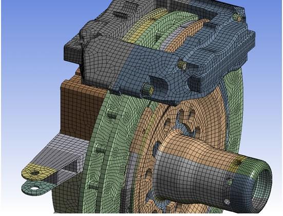 ansys02designspace设计人员结构快捷分析